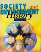 Society and Environment History Book 4 cover
