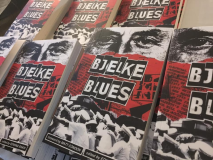 Bjelke Blues - front cover